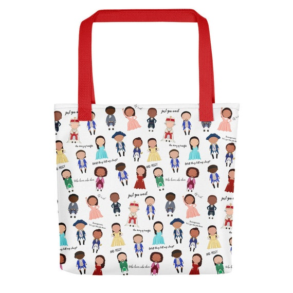 2f02aaef27db Hamilton tote bag