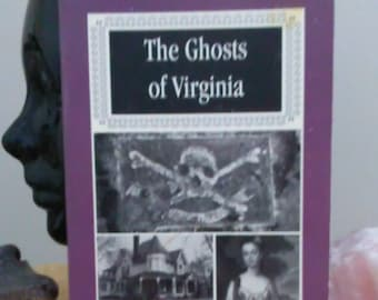 Ghosts of Virginia by L.B. Taylor, Jr. Paranormal Books Ghost Encounters Supernatural Books Free Shipping
