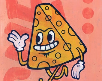Cheesy - Food Guys Series (Original)