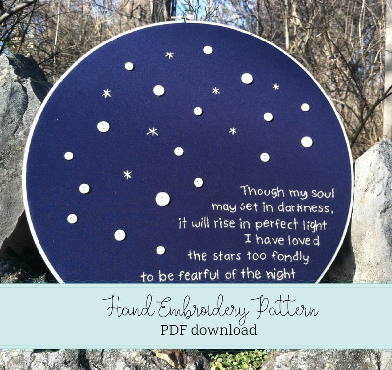 i have loved the stars too fondly//sarah williams old image 0