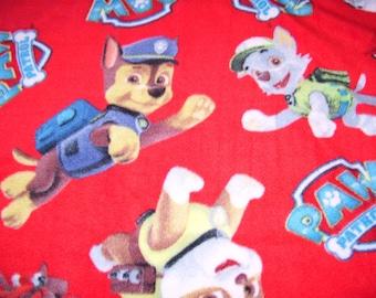 Paw Patrol Blanket Etsy