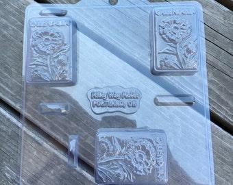 Calendula Soap Mold