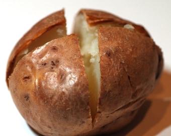 Baked Potato Fragrance Oil - 1 pound