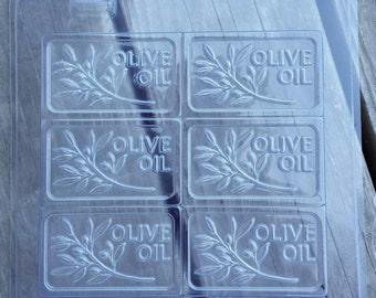 Tray-Olive Oil Soap Mold
