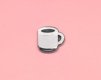 Lapel Pin Cute Little Coffee Cup
