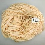 CHIFFON sari ribbon, Sari silk ribbon, Tan ribbon, Silk Chiffon Sari Ribbon, weaving supply, tassel supply, knitting supply, gift ribbon
