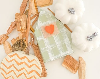 Fall shelf sitter set / tiered tray decor / fall decorating / farmhouse autumn