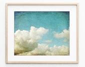 Cloud Wall Art Print, Nat...