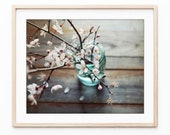 Plum Blossoms Still Life,...