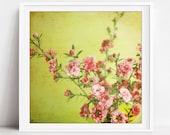 Botanical Print - Floral ...