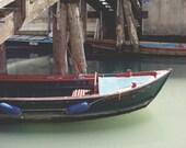 Venice Italy Boat Print, ...