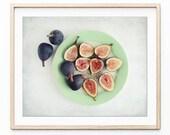 Fig Still Life Print - Fo...