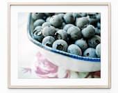 Blueberries Fruit Still L...