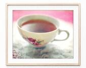 Tea Cup Kitchen Wall Art,...