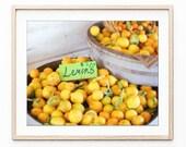 Food Photography Lemon Wa...