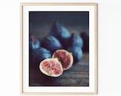 Fig Still Life Food Photo...
