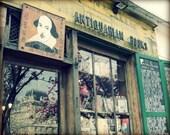 Paris Bookstore Photograp...