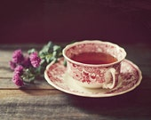Teacup Still Life, Photog...