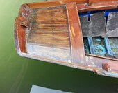 Wooden Boat Photograph, N...