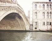Rialto Bridge Venice Ital...