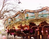 Carousel in Paris, Pink A...