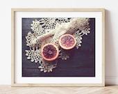Fruit Still Life Print - ...