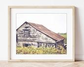 Barn Photograph, Farmhous...