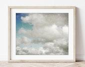 Cloud Photography, Blue S...