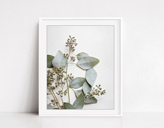 Woodland photograph sage green gold olive decor dreamy nature tree wall art golden sun flare sparkly bokeh  Into the Mystic