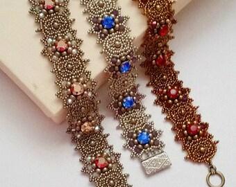 Beading Patterns Tutorials Kits Beaded Jewelry by