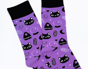 Cat Magic Socks