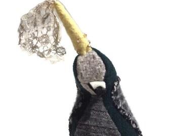 A Pigeon Princess