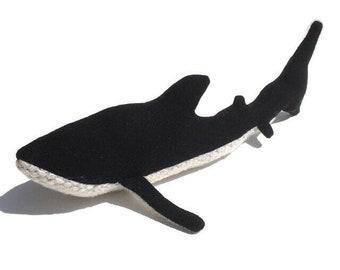 Sweater Scrap Shark