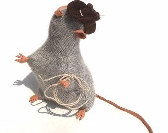 Rat in a Cowboy Hat