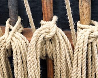 Nautical Photograph, Ship Art, Beach House Decor, Sailing Decor, Tall Ships, Vintage Ship Ropes, Maritime, Marine Art - The Rigging Ropes