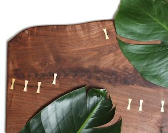 MEDIUM Custom Serving Platter | Cutting Board 16-19 inches