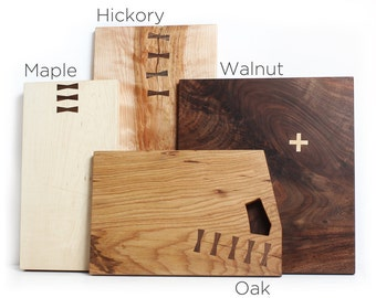 SMALL Custom Serving Platter | Cutting Board 11-15 inches