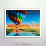 8x10 Limited Edition - A Great Big Beautiful Tomorrow - Signed & Numbered Fine Art Print (1/10)