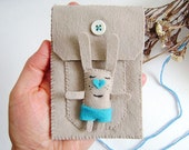 Happy Bunny Card Holder (Credit Card, Business card, ect..)