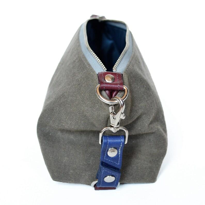 4a9429a60d Mens Shave Kit Mens Toiletry Wash Bag Dopp Kit Bathroom Bag