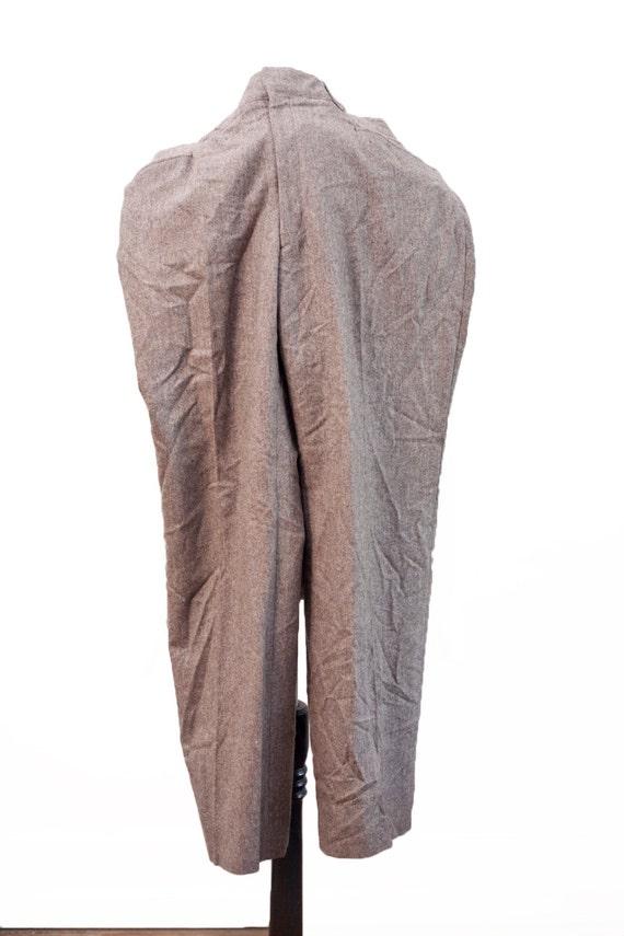 Men's Suit / Vintage Brown Blazer and Trousers / … - image 5