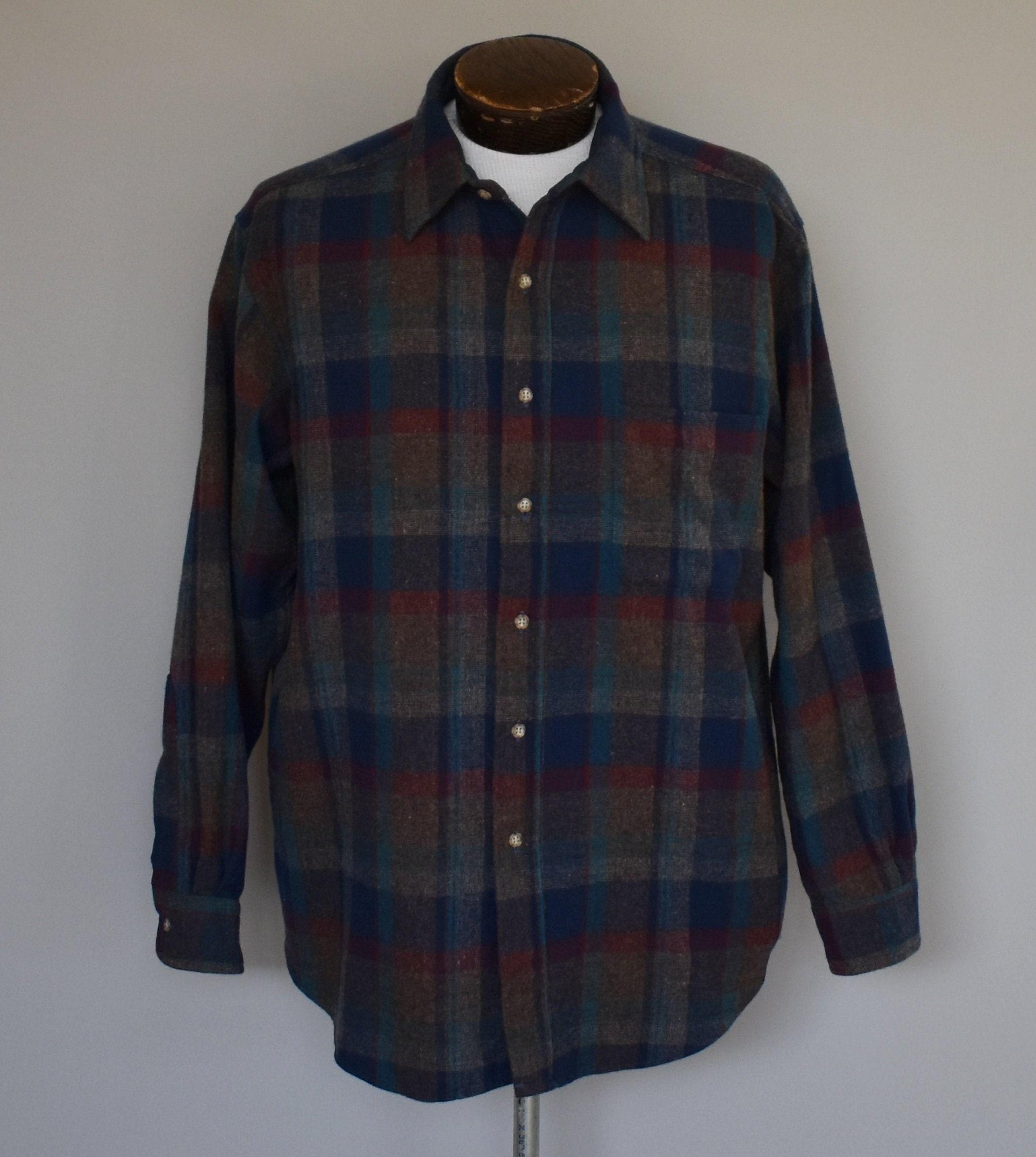 1960s – 70s Men's Ties | Skinny Ties, Slim Ties Pendleton Wool Flannel Shirt, Vintage 90S Brown  Blue Plaid Button Front, 1960S Woolen Mills Size Large To Xl $67.49 AT vintagedancer.com