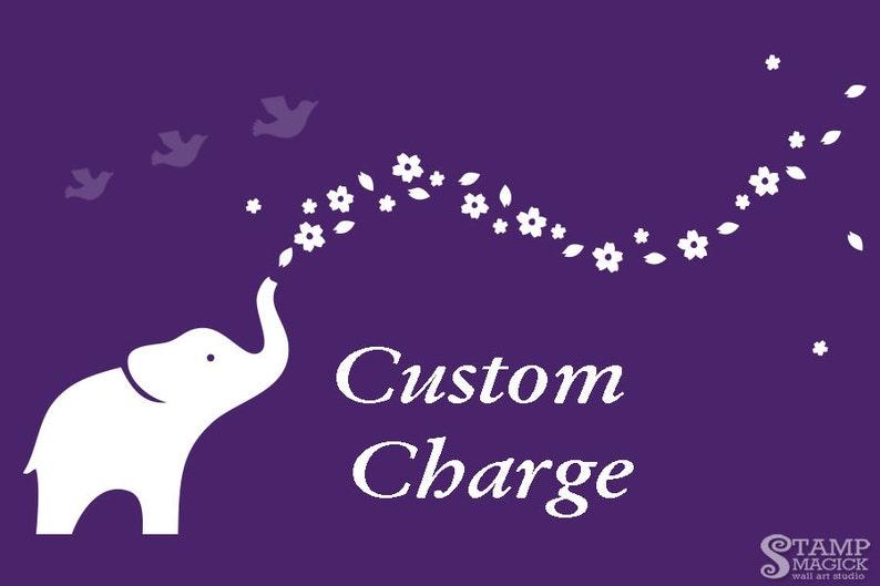 Custom Charge image 0
