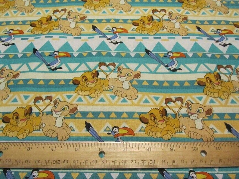 Lion King Breastfeeding Pillow Cover