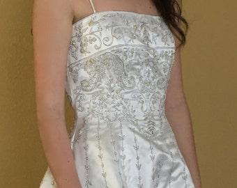 Bustle Wedding Gown Etsy