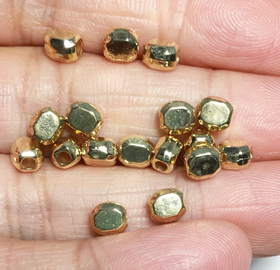 150pcs Tibetan Silver Tube Spacer Beads 6x5mm 50