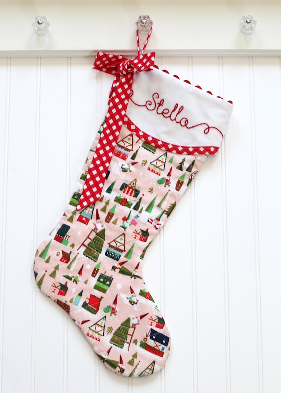 image 0 - Girl Christmas Stocking