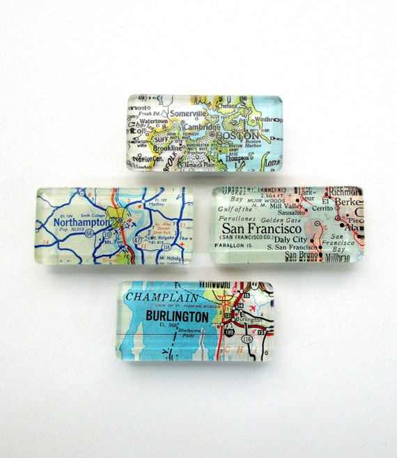 Vintage Map Magnet. Rectangle map magnet, large magnet, custom map on map accessories, map books, map pamphlets, map buttons, map pencils, map room decor, map puzzles, map name tags, map furniture, map post cards, map games, map throw blanket, map tools, map dry erase board, map paper, map lettering, map science projects, map invitations, map wall graphic, map watches,
