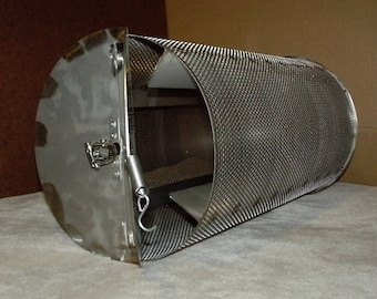 5 lb  Coffee Roaster Drum for BBQ Grills  Also for Roasting   Etsy