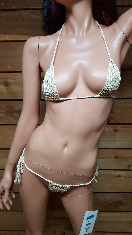 Micro bikini nude Nude Bikini